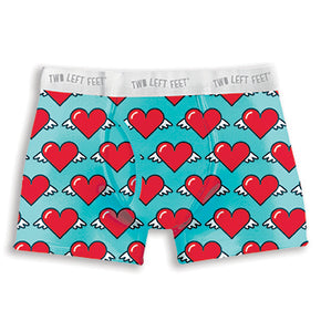 Love Is In The Air Men's Everyday Trunks