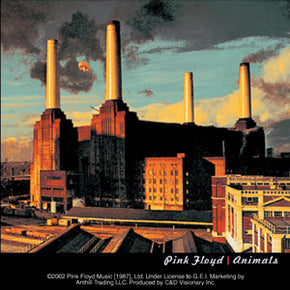 Pink Floyd Animals Album Cover Sticker