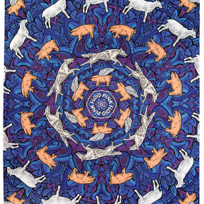 Pink Floyd Animals Tapestry