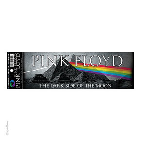Pink Floyd Pyramid Spectrum Bumper Sticker