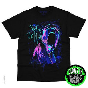 Pink Floyd The Wall Blacklight Reactive T-Shirt