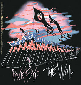Pink Floyd The Wall Marching Hammers Sticker