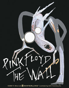 Pink Floyd The Wall Teacher Sticker