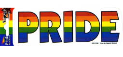 Rainbow Pride Sticker