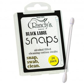 Randy's Black Label Snaps