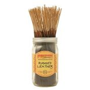 Rugged Leather Wild Berry Incense Sticks
