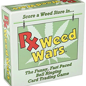 Rx Weed Wars Game