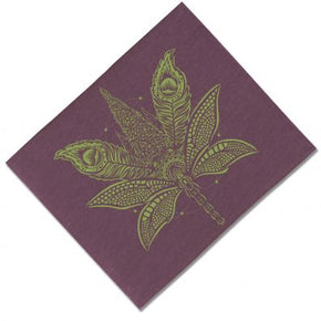 Sacred Cannabis Boho Headband by Soul Flower