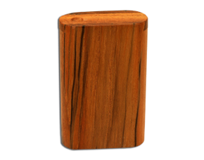 Slide Top Teak Dugout - Small