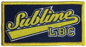 Sublime LBC Sports Logo Patch