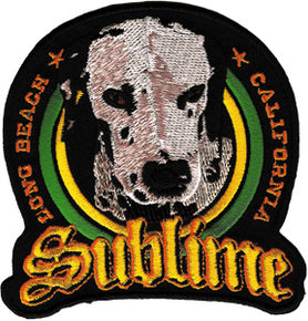 Sublime Lou Dog Patch