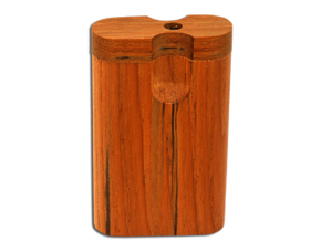 Swivel Top Teak Dugout - Small