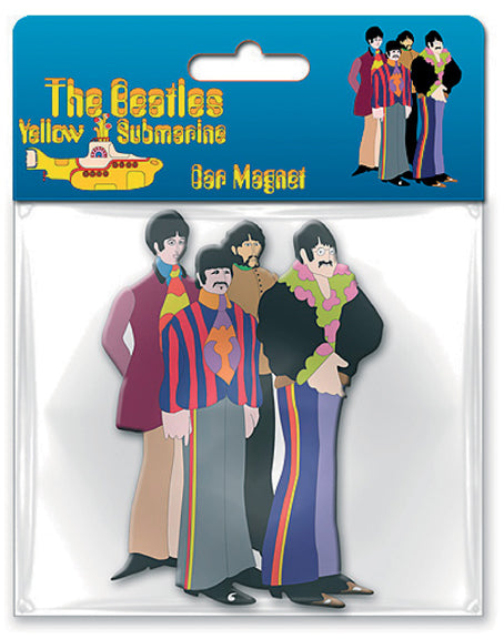 The Beatles Sgt Peppers Lonely Hearts Club Band Group Magnet