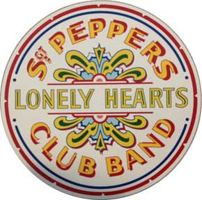 The Beatles Sgt Peppers Lonely Hearts Club Band Mouse Pad