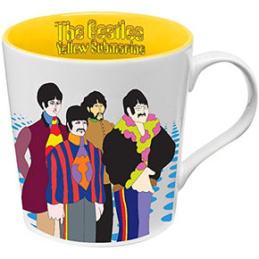 The Beatles Yellow Submarine Coffee Cup
