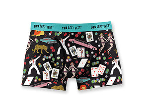 Vegas Baby Men's Everyday Trunks