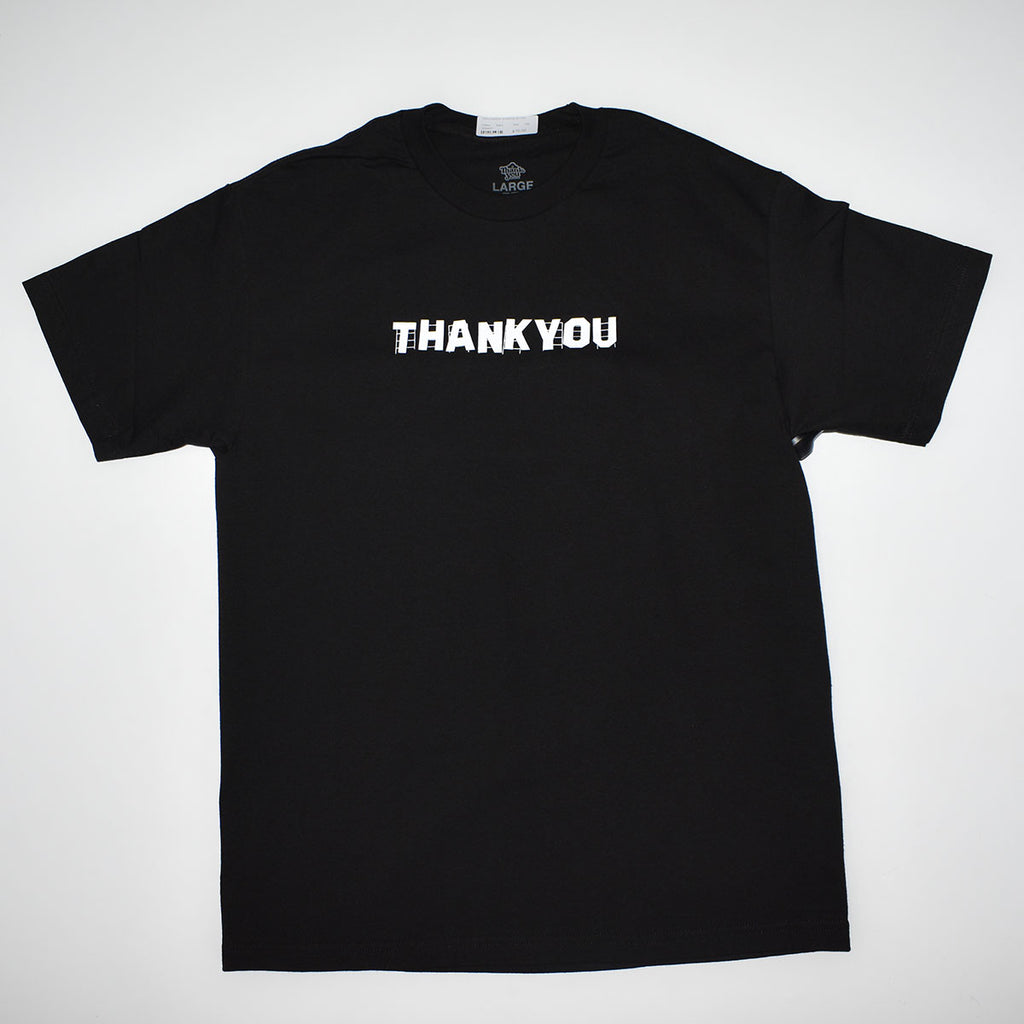 Thank You Hollywood Signage SS Tee