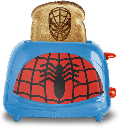 Uncanny Brands Spiderman Two-Slice Toaster