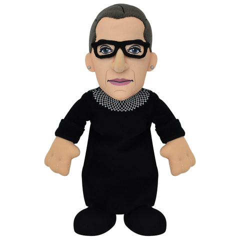 "The Notorious R.B.G.: Ruth Bader Ginsberg 10"" Plush Figure"