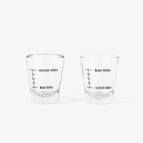 Your Best Shot Glasses: Ideas