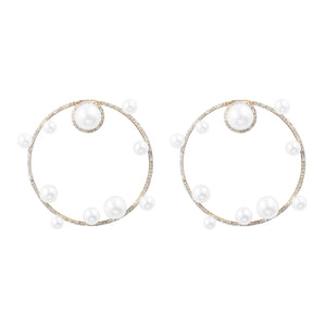 Goldstein Collection Pearl Earrings