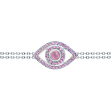 Load image into Gallery viewer, Netali Nissim Pink Sapphire Protected Bracelet