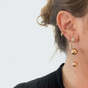 Goldstein Collection Ball-Drop Earrings