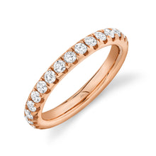 Load image into Gallery viewer, Goldstein Collection 1.21 ct Diamond Eternity Band