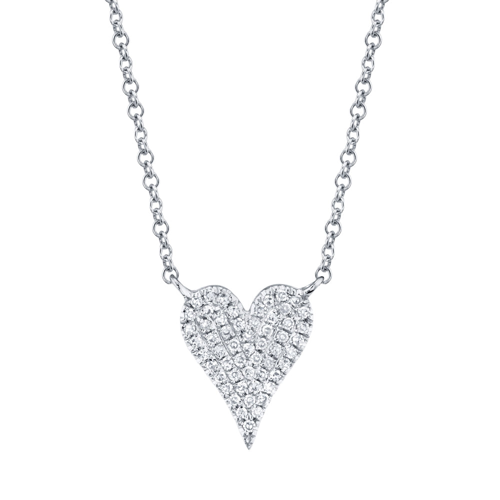 Petite Collection Tiny Heart Necklace