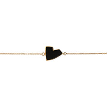 Load image into Gallery viewer, Netali Nissim Fortuna Mini Heart Bracelet