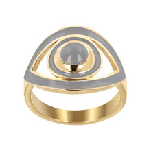 Load image into Gallery viewer, Netali Nissim Fortuna Big Eye Ring