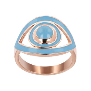 Netali Nissim Fortuna Big Eye Ring