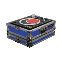 Load image into Gallery viewer, Odyssey Universal Blue Turntable Case