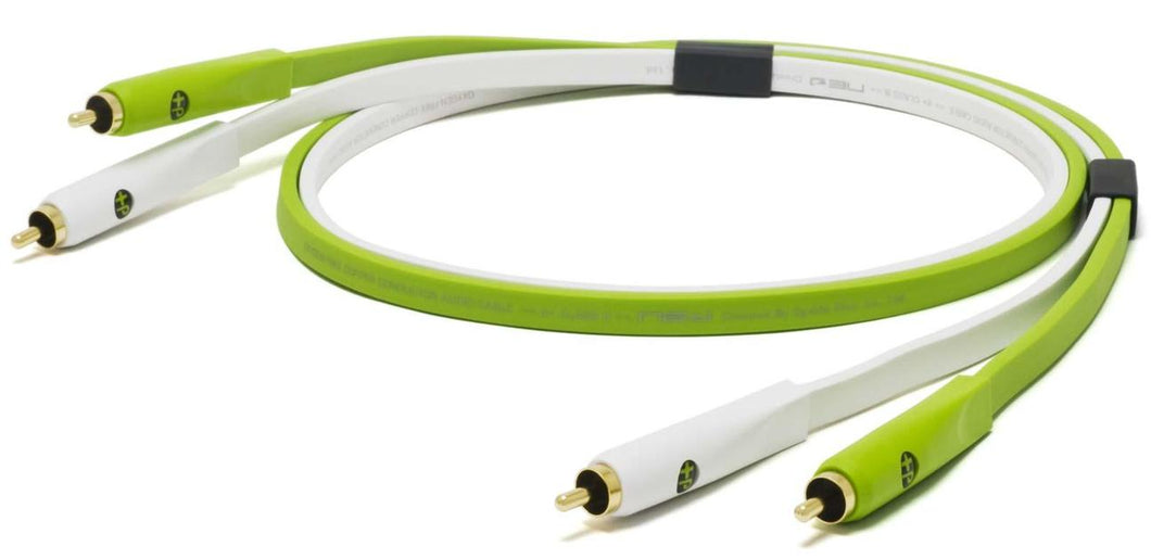 Oyaide d+ Class B 3' RCA Cable