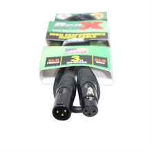Load image into Gallery viewer, Pro-X XLR Cable 3ft