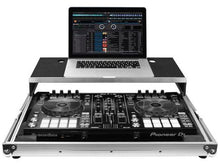 Load image into Gallery viewer, Odyssey Low Profile Pioneer DDJ-RR / DDJ-SR / DDJ-SR2 Flight Case with Glide Platform