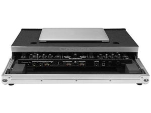 Odyssey Low Profile Pioneer DDJ-RR / DDJ-SR / DDJ-SR2 Flight Case with Glide Platform