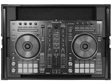 Load image into Gallery viewer, Odyssey Black Low Profile Pioneer DDJ-RR / DDJ-SR / DDJ-SR2 Flight Case with Glide Platform
