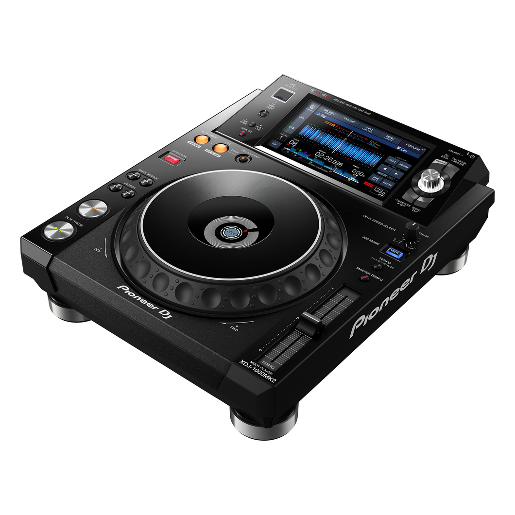 Pioneer XDJ-1000 MK2 Media Player