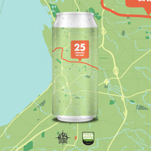 Load image into Gallery viewer, CBW Collab - 25 Minutes Or Less IPA w/ Brett