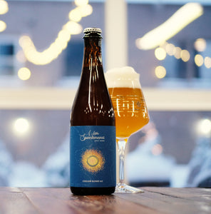 A Little Spontaneous - Coolship Blonde Ale