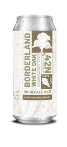 White Oak Borderland IPA - For Pick-Up At Brewery