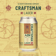 Craftsman Lager - For Pick-Up At Brewery