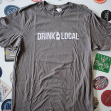 Load image into Gallery viewer, Drink Local - Grey