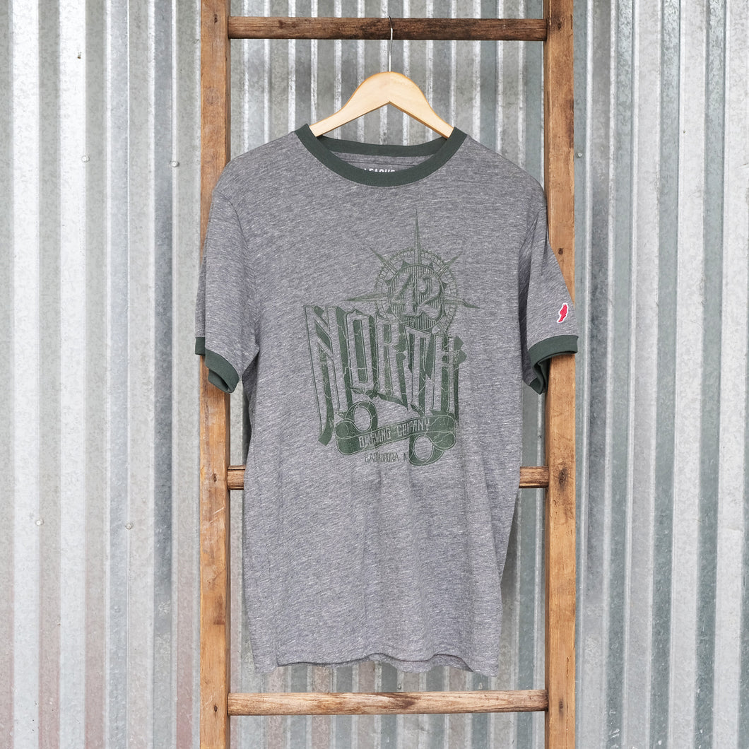 Compass T - Grey/Green