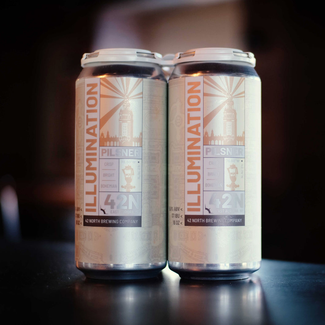 Illumination Pilsner - For Pick-Up At Brewery