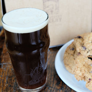 Oatmeal Cookie Brown Ale