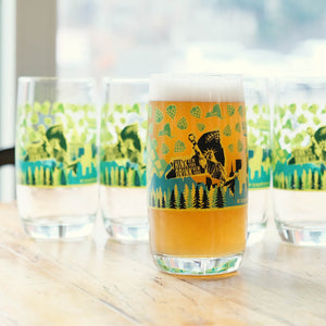 Pint Days Glass - Includes Complementary Draft Chip