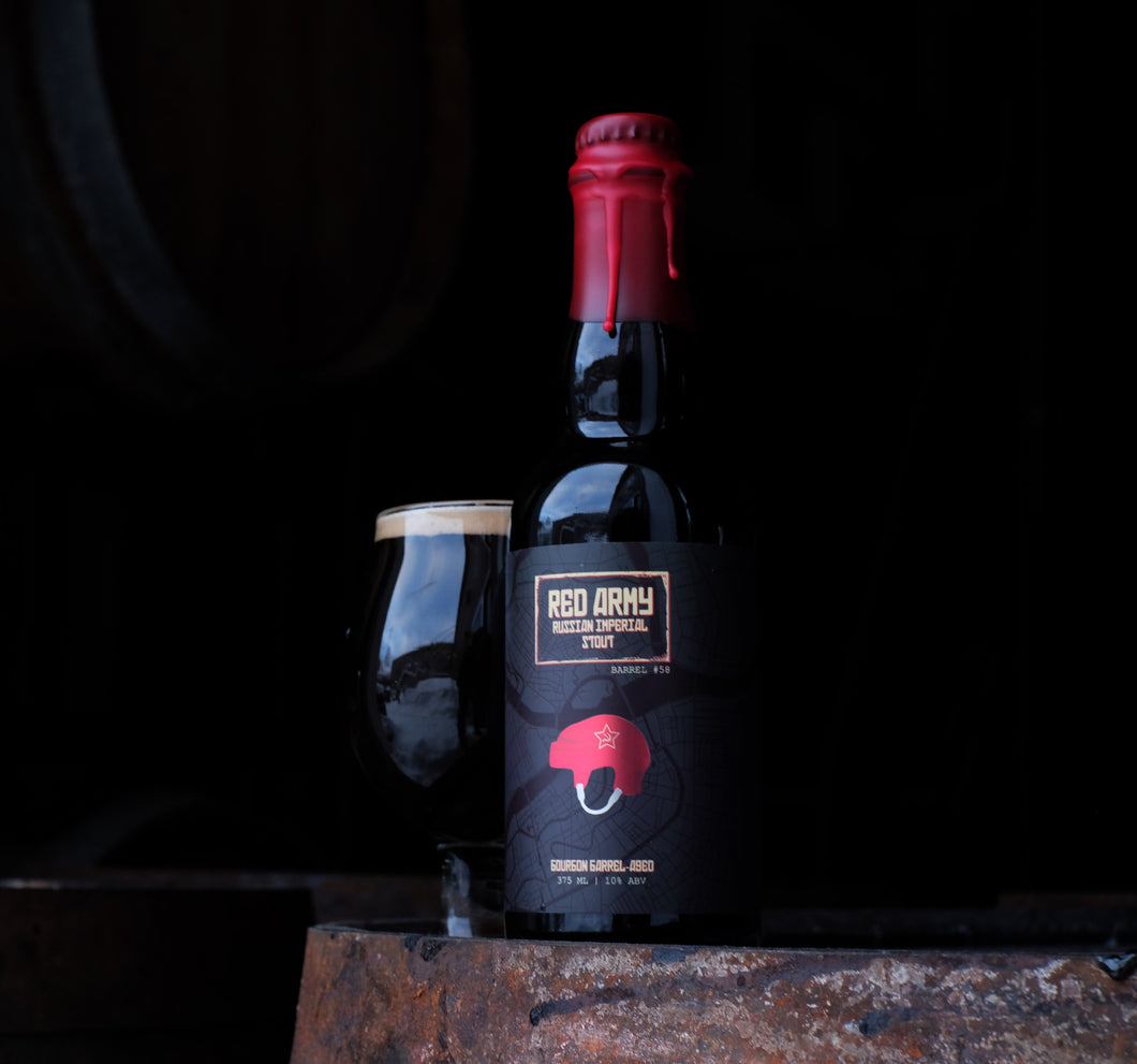 Red Army Bourbon Barrel-Aged Russian Imperial Stout
