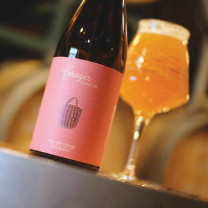 Forager - Sour Ale With Wild Foraged Black Currant, Gooseberries & Staghorn Sumac